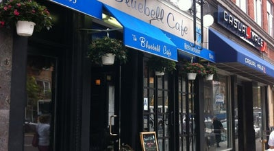 Photo of American Restaurant The Bluebell Cafe at 293 3rd Ave, New York, NY 10010, United States