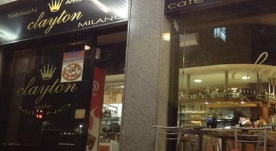 Photo of Cocktail Bar Clayton at Via Alessandro Volta 22, Corsico, Italy