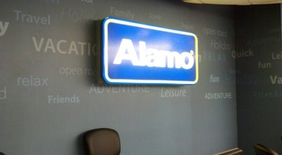 Photo of Rental Car Location Alamo Rent A Car at 7135 Gilespie St, Las Vegas, NV 89119, United States