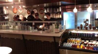 Photo of American Restaurant Protein Bar at 235 W Washington St, Chicago, IL 60606, United States