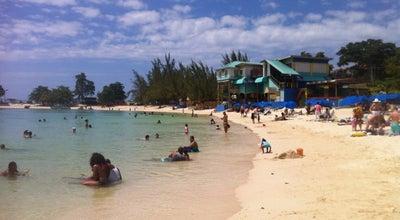 Photo of Water Park Aquasol Beach Park at Gloucester Ave, Montego Bay, Jamaica