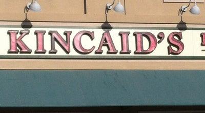 Photo of American Restaurant Kincaid's Hamburgers at 3900 Arlington Highlands Blvd Ste 113, Arlington, TX 76018, United States