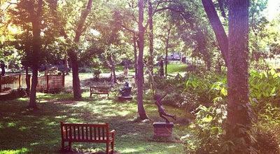 Photo of Art Gallery Umlauf Sculpture Garden at 605 Robert E Lee Rd, Austin, TX 78704, United States