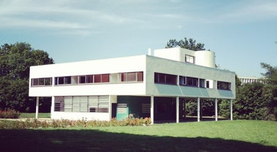 Photo of Monument / Landmark Villa Savoye at Villa Savoie 82 Rue De Villiers, Poissy 78300, France