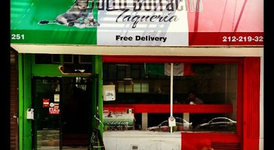 Photo of Mexican Restaurant Burro Borracho Taqueria at 251 Church St, New York, NY 10013, United States