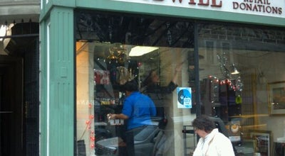 Photo of Middle Eastern Restaurant Goodwill Retail & Donation at 217 W 79th St, New York, NY 10024, United States