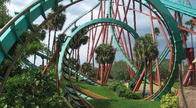 Photo of Tourist Attraction Busch Gardens Tampa at 10165 N Mckinley Dr, Tampa, FL 33612, United States