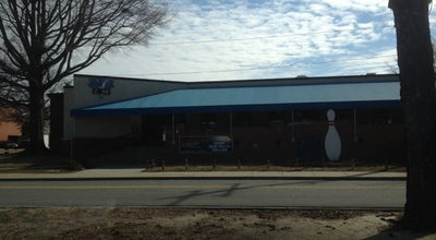 Photo of Bowling Alley Ft Eustis Bowling Alley at 652-698 Jackson Ave, Newport News, VA 23604, United States