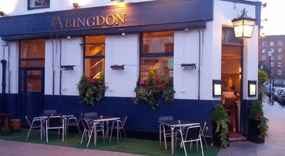 Photo of Gastropub The Abingdon at 54 Abingdon Road, London W8 6AP, United Kingdom
