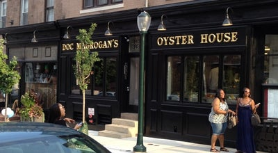 Photo of Other Venue Doc Magrogan's Oyster House at 3432 Sansom St, Philadelphia, PA 19104