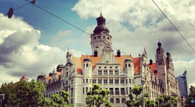 Photo of City Hall Neues Rathaus at Martin-luther-ring 2-5, Leipzig 04109, Germany