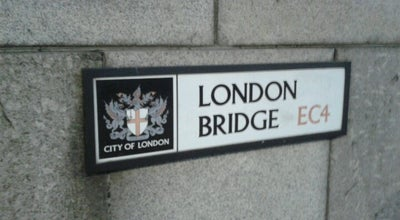 Photo of Bridge London Bridge at A3 London Bridge, City of London E C4R, United Kingdom
