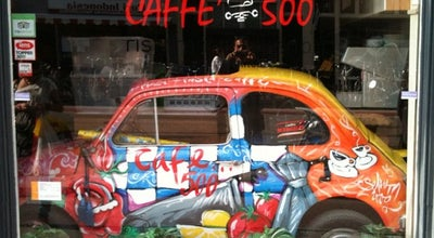 Photo of Italian Restaurant Caffè 500 at Albert Cuypstraat 59, Amsterdam 1072 CM, Netherlands