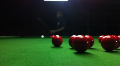 Photo of Pool Hall Breaks Snooker Center at Malaysia