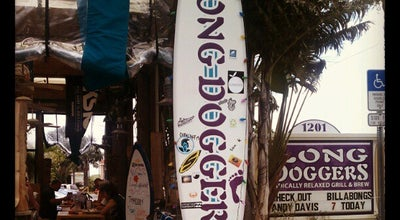Photo of American Restaurant Long Doggers at 1201 South Patrick Dr, Satellite Beach, FL 32937, United States