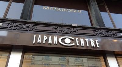 Photo of Japanese Restaurant Japan Centre at 19 Shaftesbury Avenue, London W1D 7ED, United Kingdom