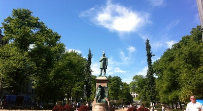Photo of Historic Site The Esplanadi Park at Pohjoisesplanadi, Helsinki 00130, Finland