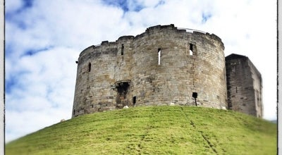 Photo of Historic Site Clifford's Tower at Tower Street, York YO1 9SA, United Kingdom
