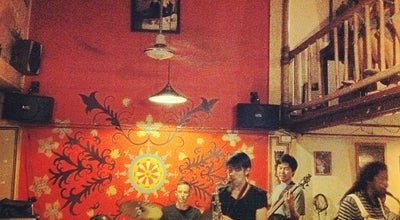 Photo of Jazz Club North Gate Jazz Co-Op at 91/1-2 Sri Poom Rd., Mueang Chiang Mai 50200, Thailand
