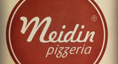 Photo of Italian Restaurant Pizzeria Meidin at Rua 5 De Outubro, Porto 4100-173, Portugal