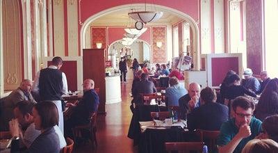 Photo of Restaurant Cafe Louvre at Národní 22, Prague 110 00, Czech Republic