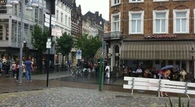 Photo of Modern European Restaurant Buvette 't Piepenhoes at Maastrichter Brugstraat 2, Maastricht 6211 ET, Netherlands
