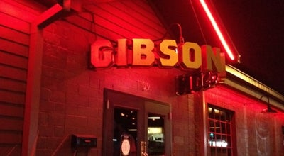 Photo of Bar Gibson Bar at 1109 S Lamar Blvd, Austin, TX 78704, United States