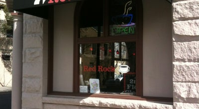 Photo of Coffee Shop Red Rock Coffee at 201 Castro St, Mountain View, CA 94041, United States