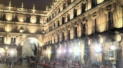 Photo of Plaza Plaza Mayor at Pl. Mayor, Salamanca, Castilla y León 37002, Spain