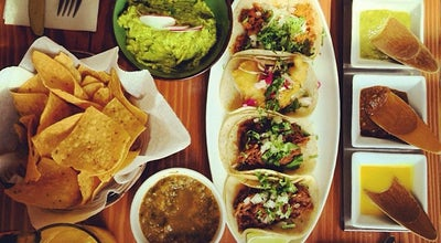 Photo of Mexican Restaurant Tacolicious at 741 Valencia St, San Francisco, CA 94110, United States