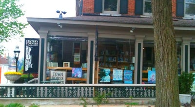 Photo of American Restaurant Town House Books and Cafe at 105 N 2nd Ave, Saint Charles, IL 60174, United States