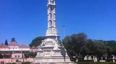 Photo of Monument / Landmark Afonso de Albuquerque Square at Rua Belém, Belem, Portugal