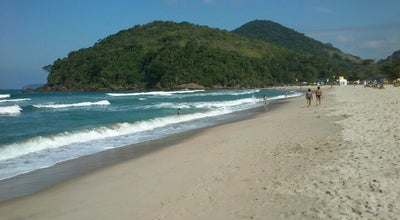 Photo of Beach Praia Itamambuca at Pr. Itamambuca, Ubatuba 11680-000, Brazil