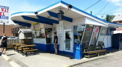 Photo of Ice Cream Shop Tom's Dairy Freeze at 630 The Queensway, Toronto, ON, Canada