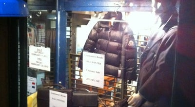 Photo of Tourist Attraction Gentlemen's Resale at 322 E 81st St, New York City, NY 10028, United States