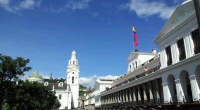 Photo of Plaza Plaza Grande at Chile Y, Quito 170150, Ecuador