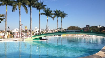 Photo of Water Park Jaraguá Country Club at R. Amável Costa, 07, Belo Horizonte, Brazil