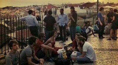 Photo of Tourist Attraction Miradouro de Santa Catarina at Rua De Santa Catarina, Lisbon 1200, Portugal