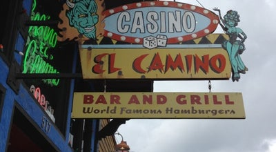 Photo of American Restaurant Casino El Camino at 517 E 6th St, Austin, TX 78701, United States