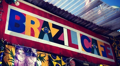 Photo of Restaurant Brazil Fresh Squeeze Cafe at 2161 University Ave, Berkeley, CA 94704, United States