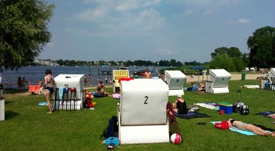 "Photo of Beach Strandbad ""Stadtbad Park Babelsberg"" at Am Babelsberger Park 2, Potsdam 14482, Germany"