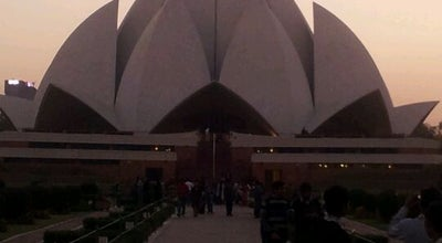 Photo of Other Venue The Lotus Temple, New Delhi, India at