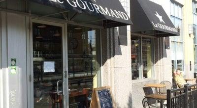 Photo of Cafe Le Gourmand at 152 Spadina Ave, Toronto, ON M5V 3S6, Canada