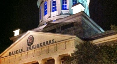 Photo of Historic Site Bonsecours Market (Marche Bonsecours) at 350 St-paul St E, Montreal H2Y 1H2, Canada