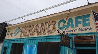 Photo of American Restaurant Hinano Cafe at 15 Washington Blvd, Venice, CA 90292, United States