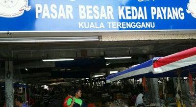 Photo of Tourist Attraction Pasar Payang at Jalan Sultan Zainal Abidin, Kuala Terengganu 20100, Malaysia
