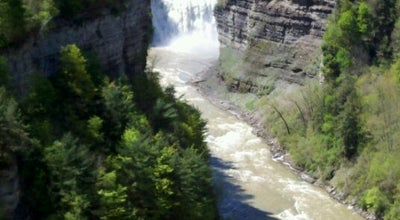 Photo of Park Letchworth State Park at Park Rd, Castile, NY 14427, United States