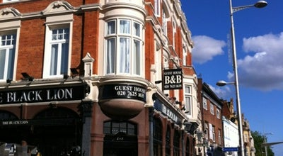 Photo of Bar The Black Lion at 274 Kilburn High Road, London NW6 2BY, United Kingdom