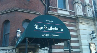 Photo of German Restaurant The Rathskeller at 401 E Michigan St., Indianapolis, IN 46204, United States