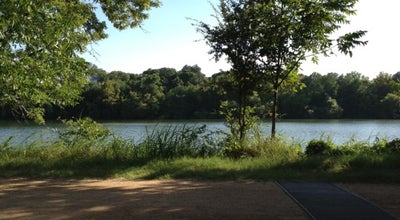 Photo of Trail Ladybird Lake Hike & Bike Trail (Rainey St.) at Austin, TX, United States